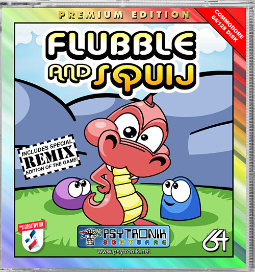 Flubble & Squij