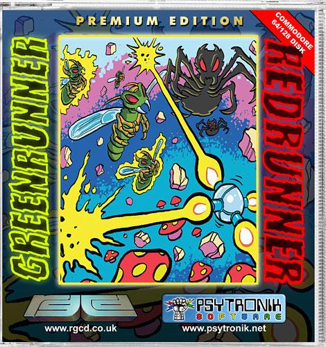 Greenrunner / Redunner (C64)