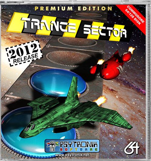 Trance Sector (C64)