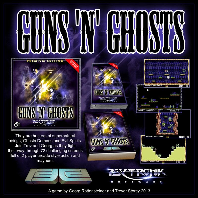 [C64] Homebrew Guns_promo