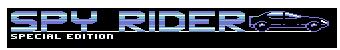 Spy Rider (C64)