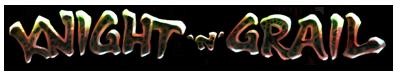 Knight 'n' Grail Logo