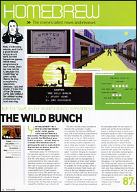 Retro Gamer Wild Bunch Review