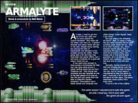 Armalyte PC Review