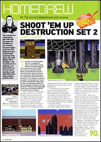 Retro Gamer SEUDS 2 Review