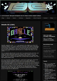RGCD Oracle III Review
