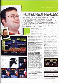 Retro Gamer Homebrew Heroes
