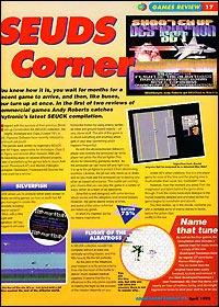 SEUDS Corner (Page 1)