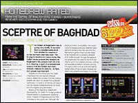 Sceptre Of Baghdad Review