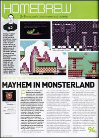 Mayhem in Monsterland Review