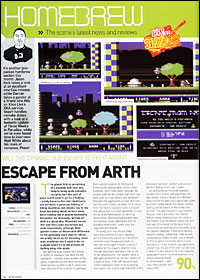 Escape from Arth Review
